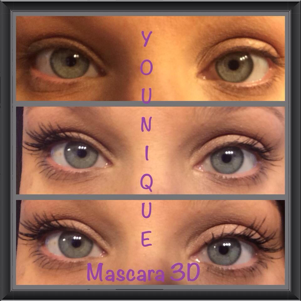 Turn your lashes from boring to WOW! No toxic chemicals or glue, no wasted time and money on extensions, and it washes off like regular mascara. $29 for a 3 month supply. Why haven't you clicked the link yet!?  Visit www.youniqueproducts.com/erynntiner