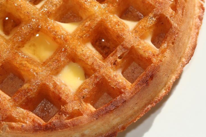 Gluten-Free Belgian Waffles