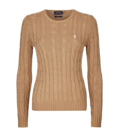 a398129baa7c0 POLO RALPH LAUREN Julianna Cable Knit Sweater.  poloralphlauren  cloth