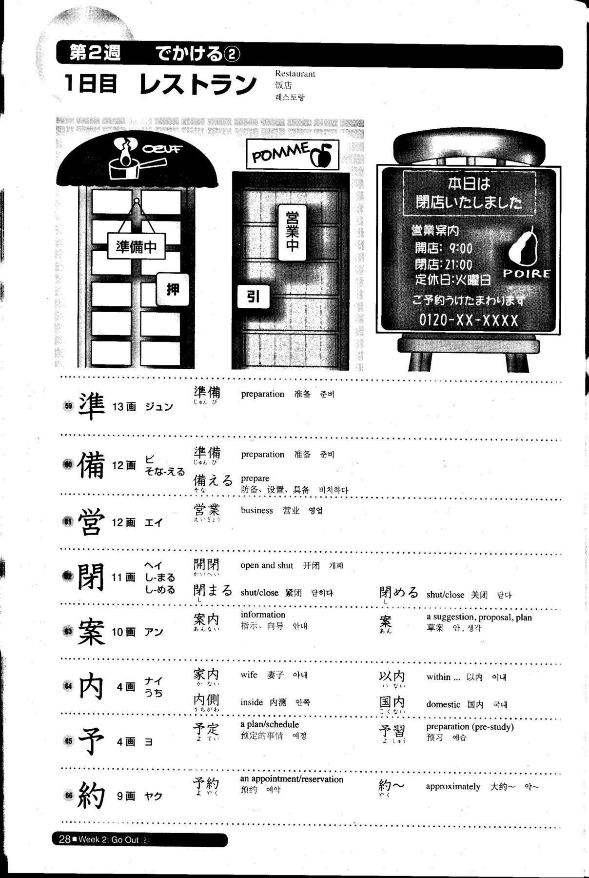 Nihongo So Matome Jlpt N3 Kanji Nihongo Japanese Language Learn Japanese
