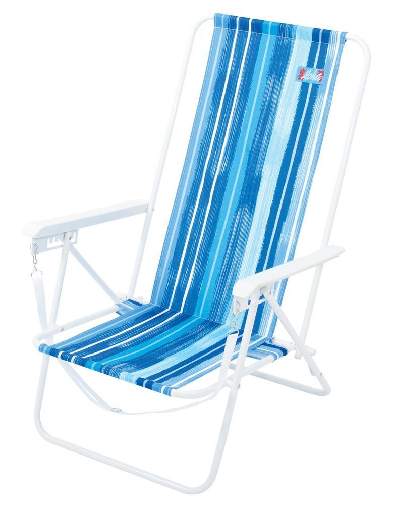 Terrific Multi Stripe Ipanema Portable Chair For Beach Camping Pool Beatyapartments Chair Design Images Beatyapartmentscom