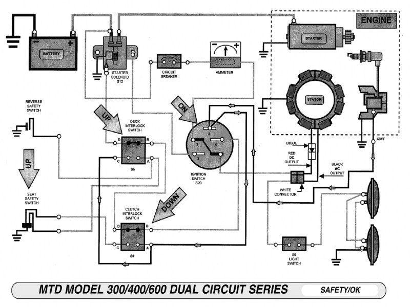 Pin On Wiring Diagram 18hp