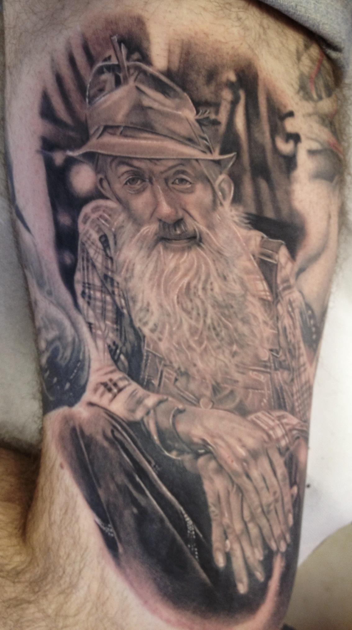 moonshine liquor tattoo - photo #29