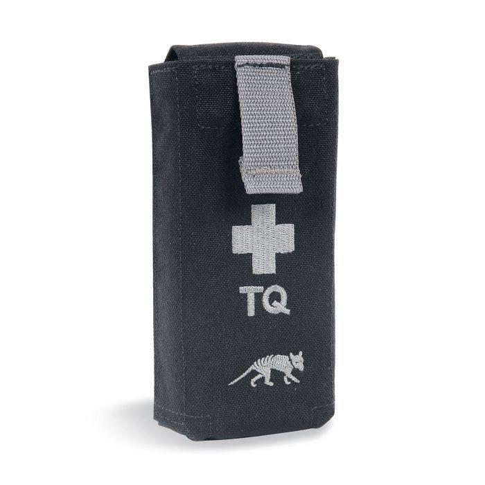 Tourniquet Pouch II van Tasmanian Tiger Tactical Gear.Gesloten etui met quick-release systeem om een CAT tourniquet of iets dergelijks te behouden.  https://www.urbansurvival.nl/product/tourniquet-pouch-ii/