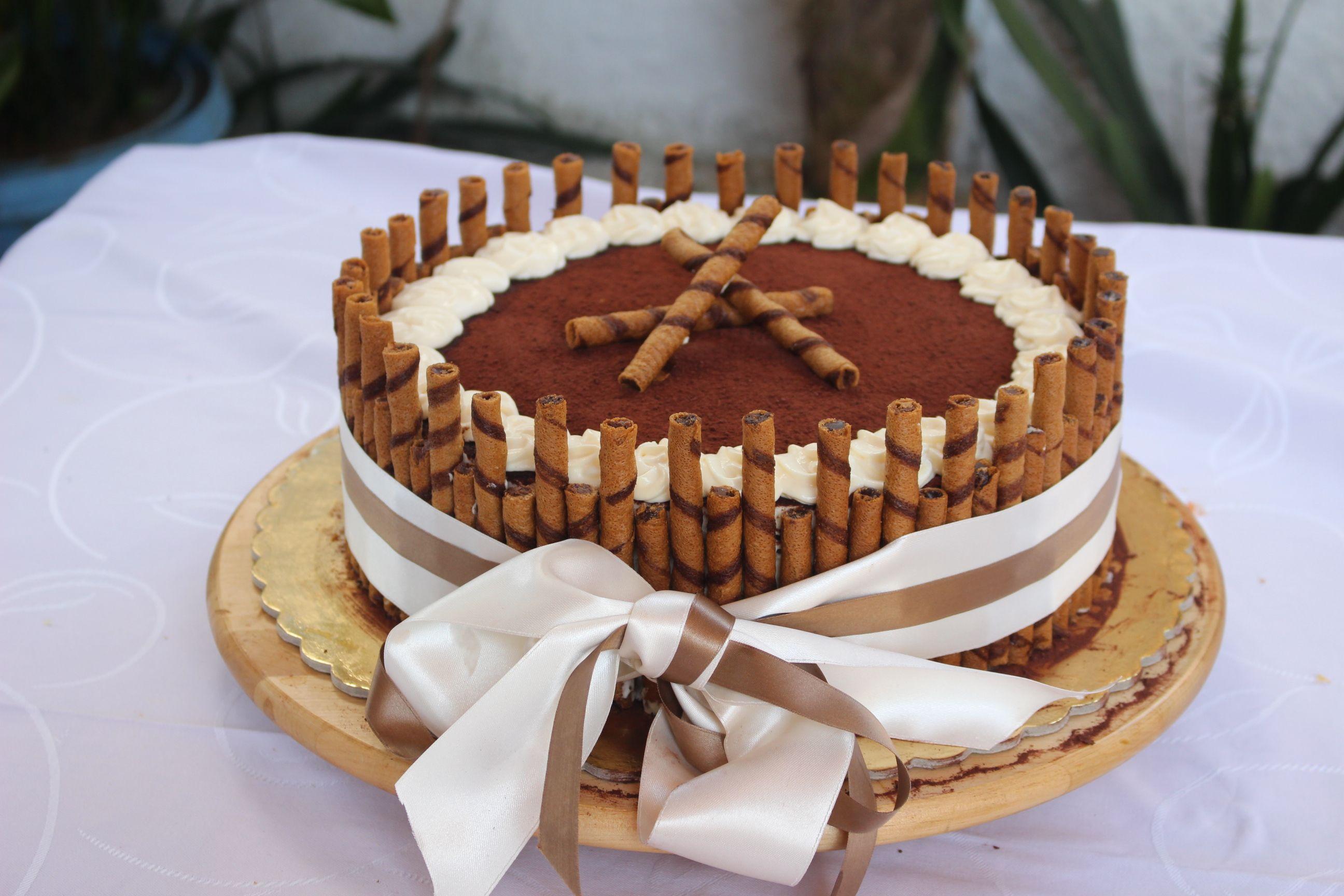 Ricetta Tiramisu Per Torta.Torta Tiramisu Dolci Peccati Di Gola Ricette Dolci Dolci Torte