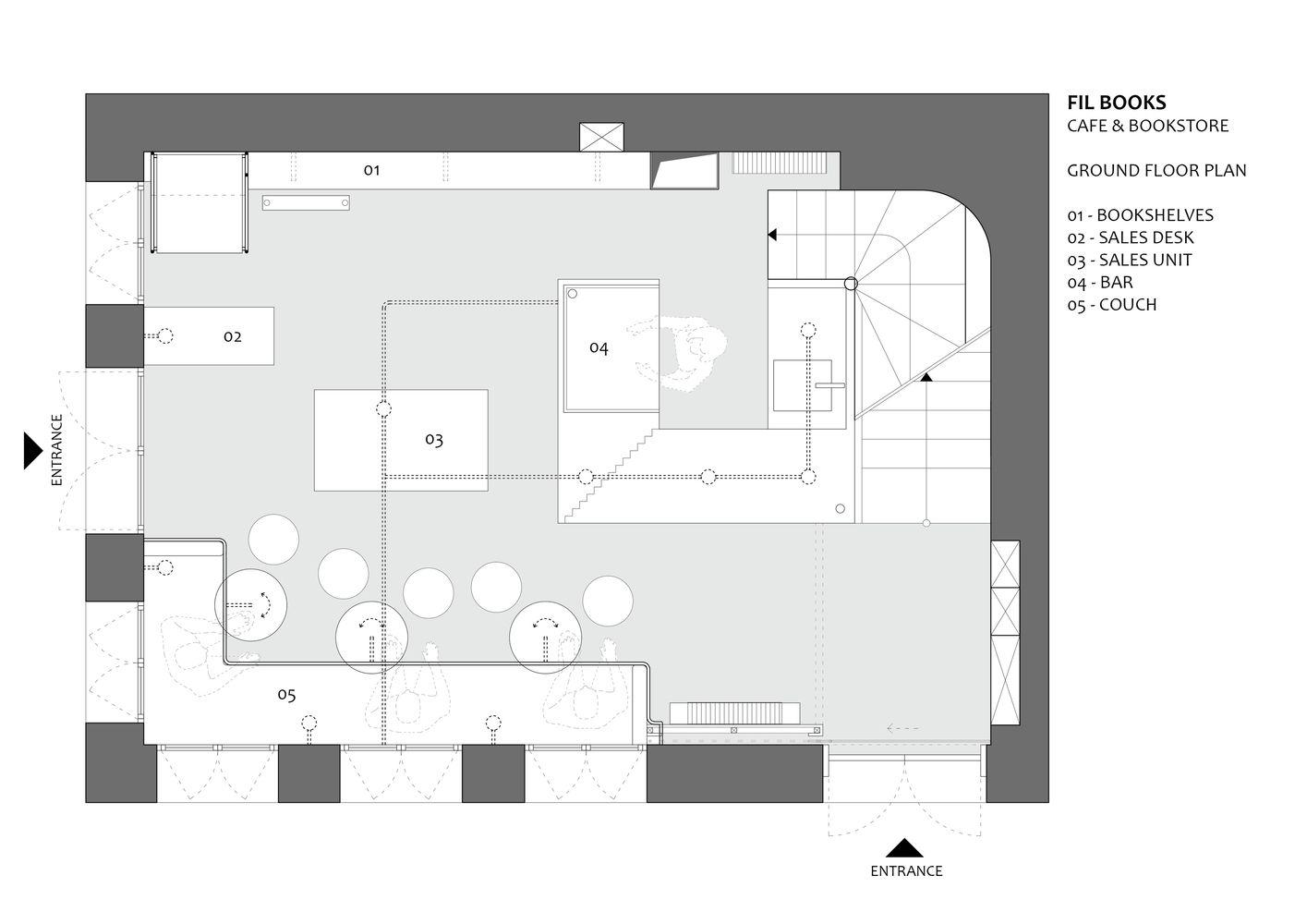 Galería - Librería FiL / Halükar Architecture - 12