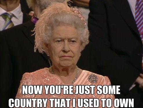 Gotye Olympics Openingceremony Queen Meme Funny Sports Memes Queen Elizabeth Memes