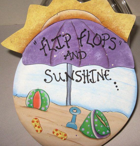 Cookie Jar Lid Beach Theme Kitchen Accents Lids Themes