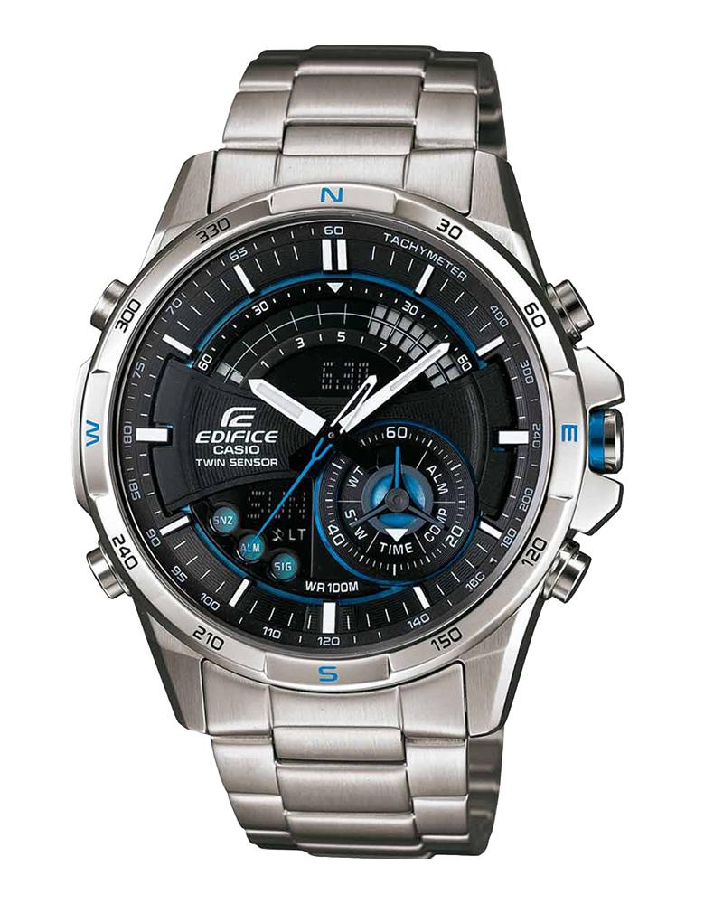 0ae4079f0d93 Ρολόι Casio Edifice Anadigi Chronograph ERA-200D-1AVER
