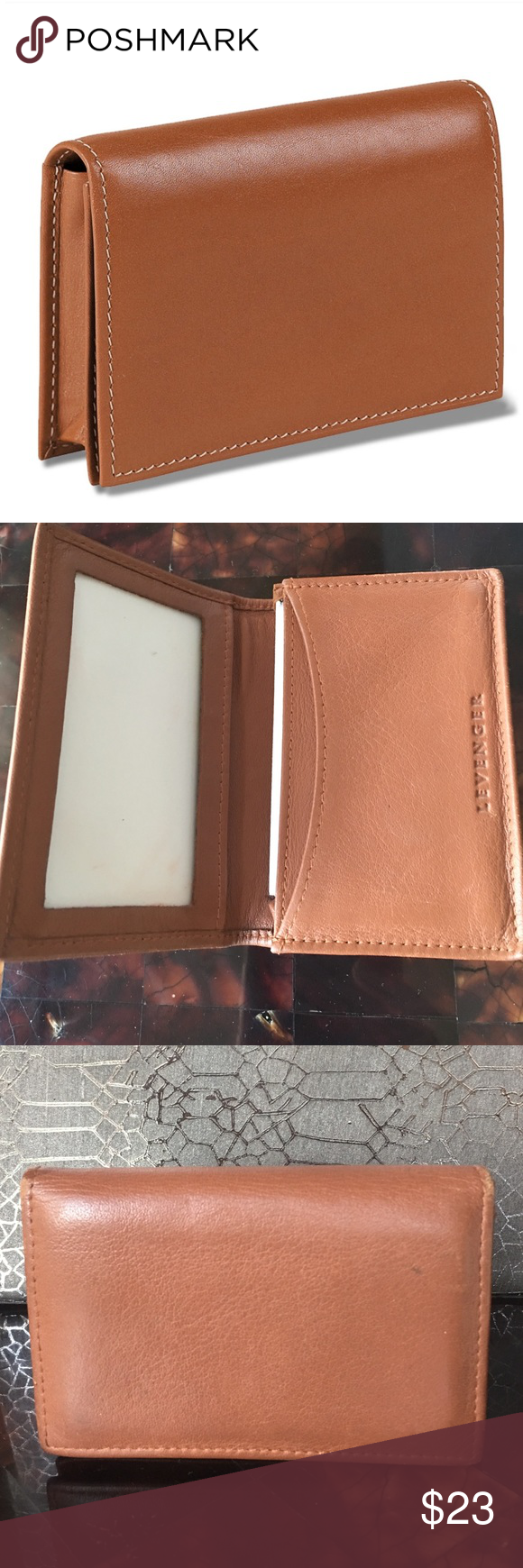 Business credit card holder saddle leather levenger brand business credit card holder saddle leather levenger brand streamlined business card holder colourmoves