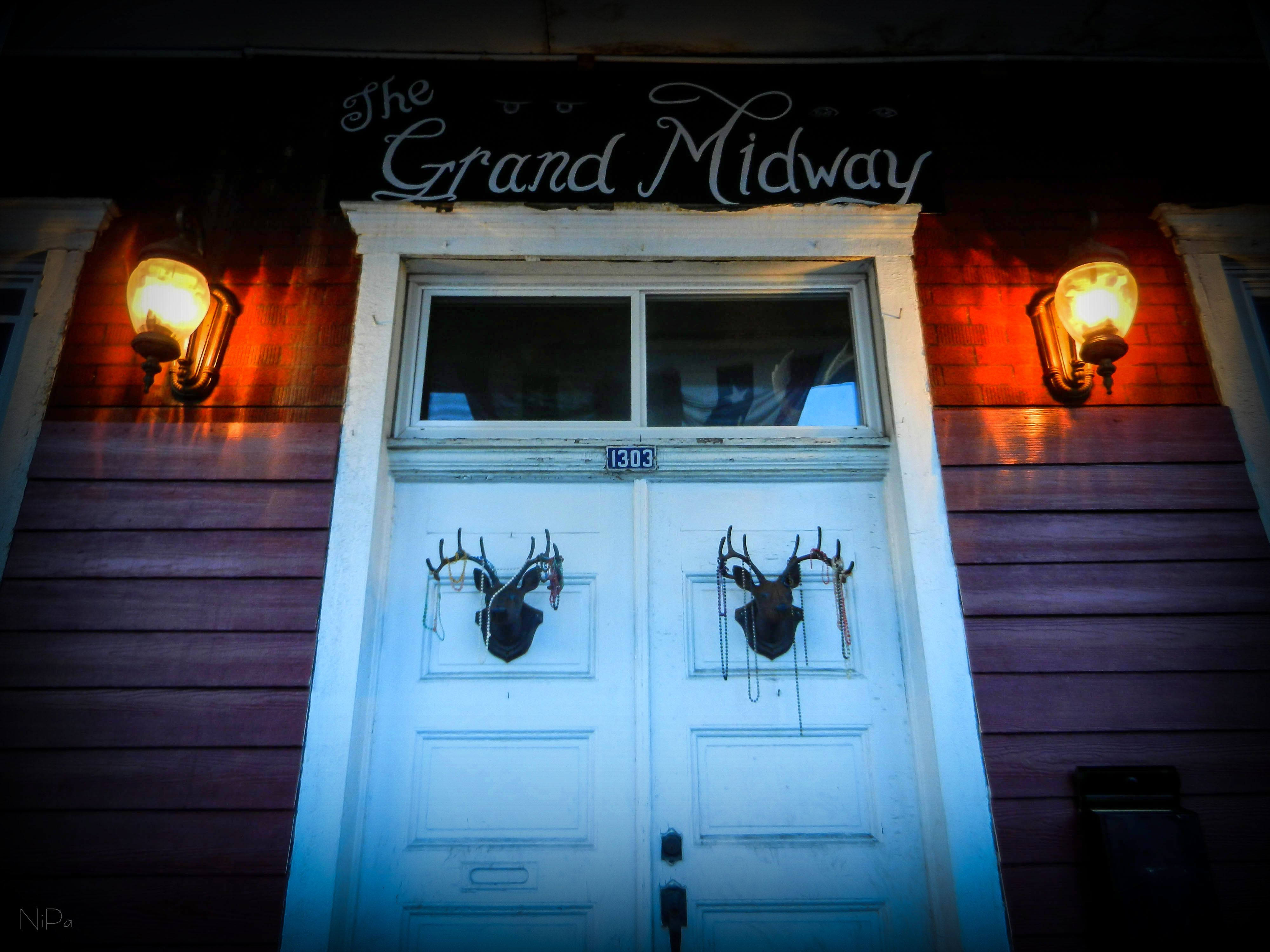 Front Entrance - Grand Midway Hotel, Windber PA | Favorite Old ...