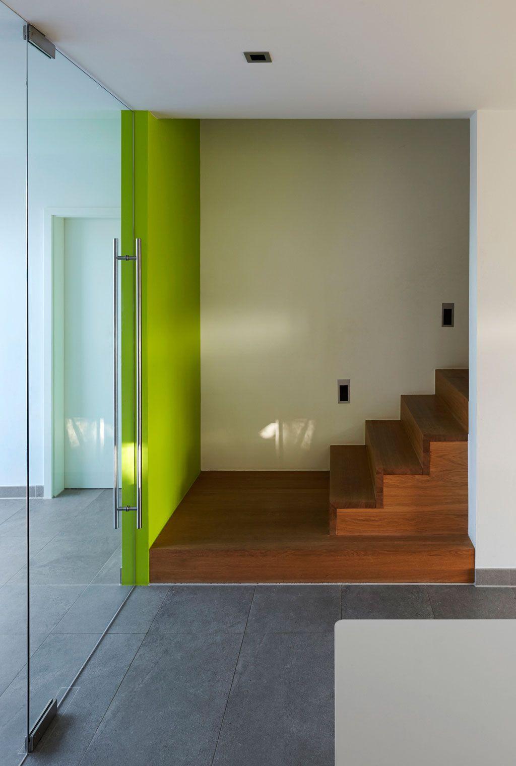 Treppen architektur einfamilienhaus  Fachwerk4 | Architekten BDA, Einfamilienhaus OE, Oberelbert, Treppe ...