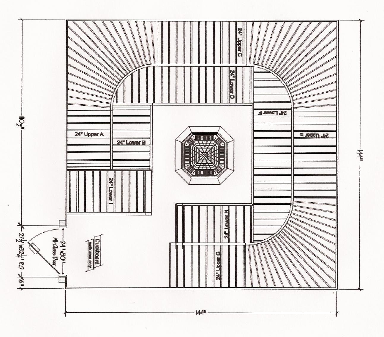 Image Result For Sauna Plan