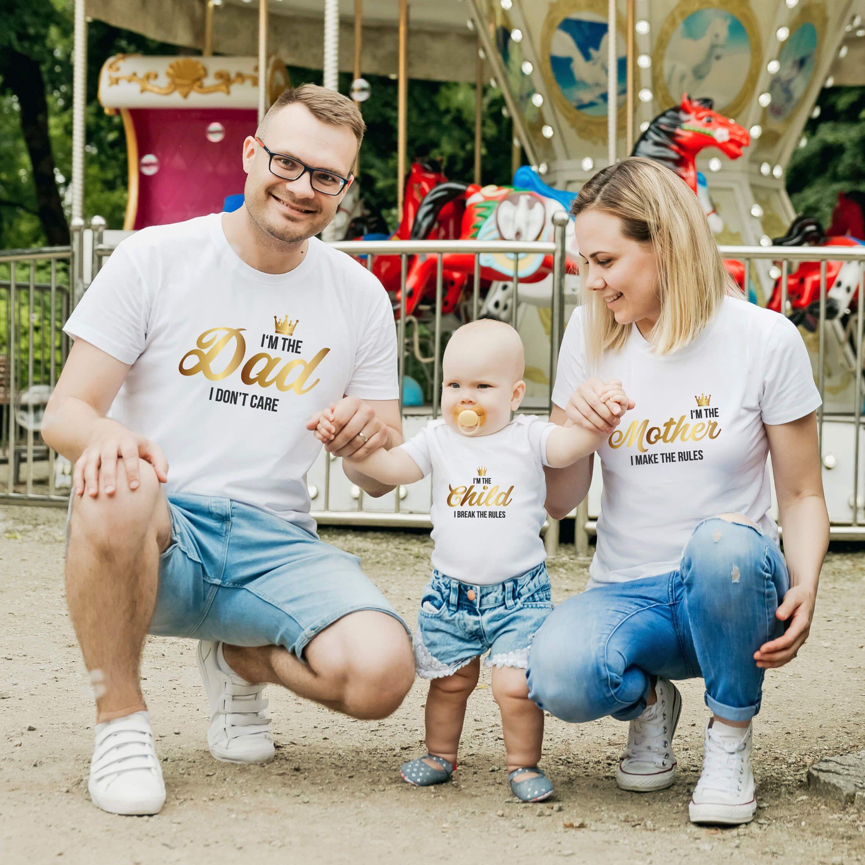 Funny Family Unisex Hoodie Sweatshirt I Break The Rules
