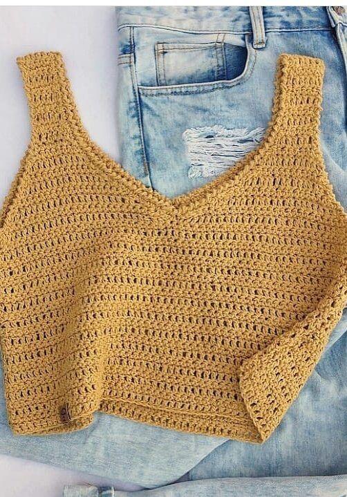42 Free Boho Summer Top Crochet Patterns 2019 - Page 2 of 42 #crochetpatterns