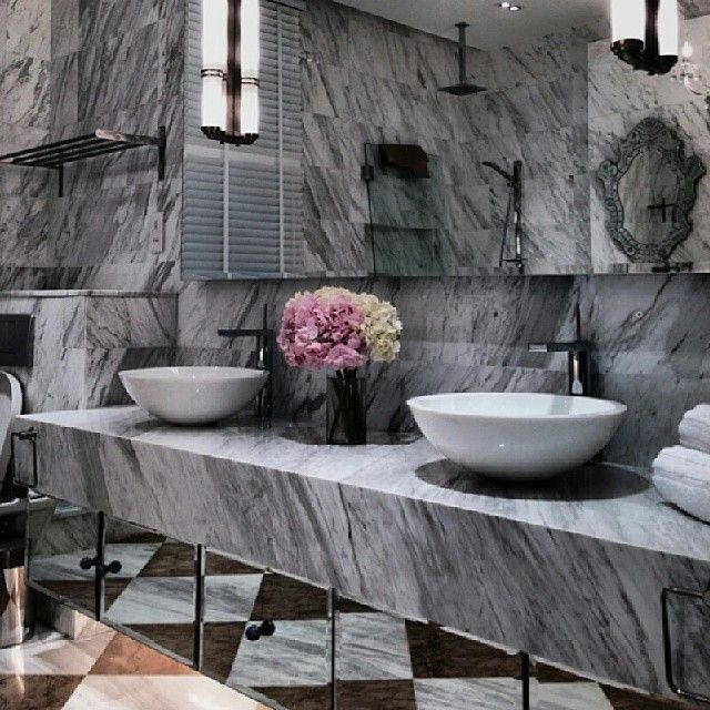 French Style Marble Bathroom Vanity Interiordesign Interior