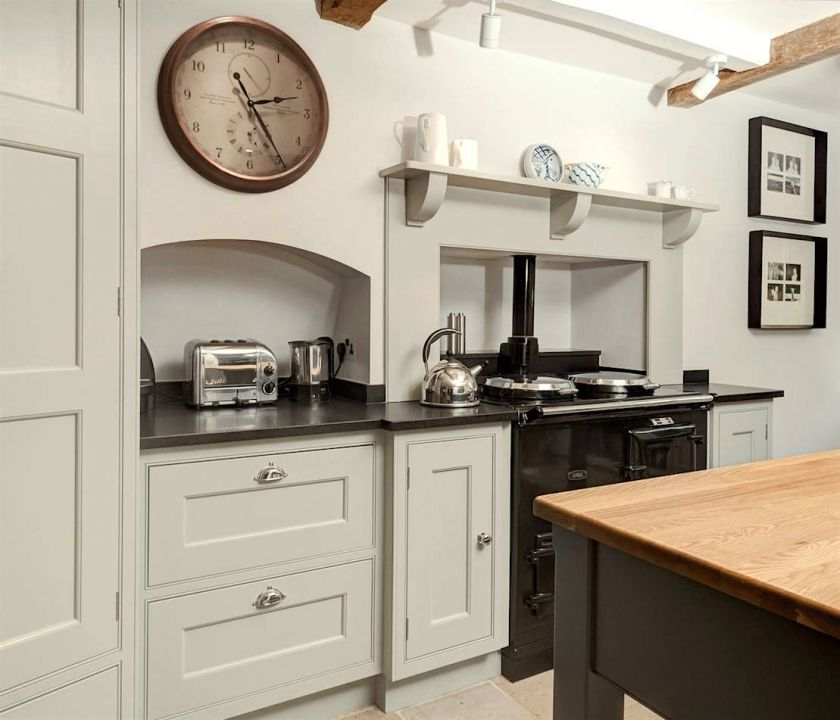 Farrow And Ball Kitchen Cabinets