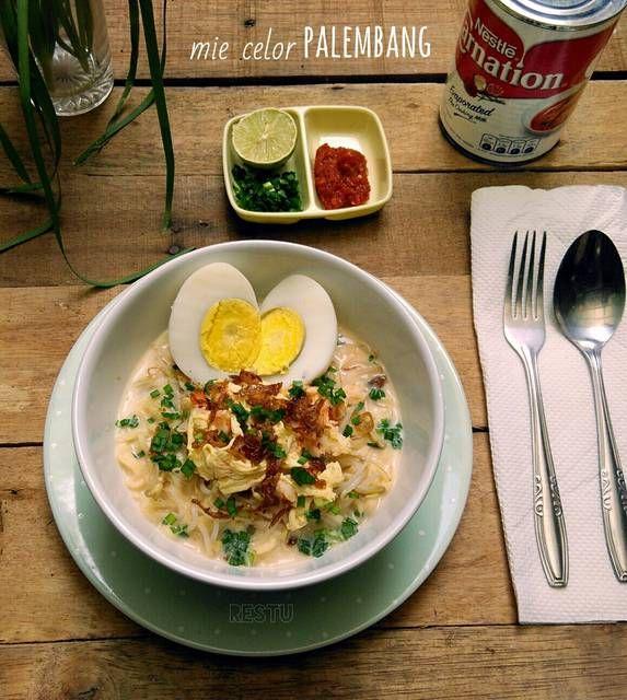 Resep Mie Celor Palembang Oleh Rachma Esty Utami Resep Masakan Resep Masakan Indonesia Makanan Dan Minuman