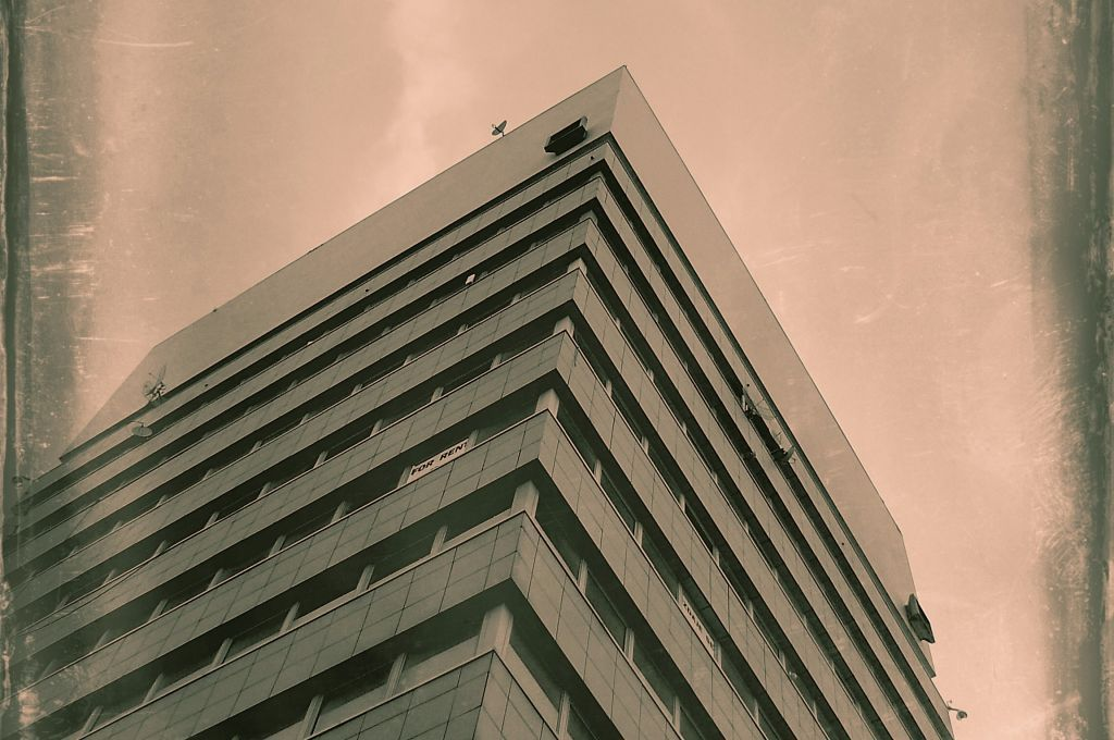 Zrenjanin 2015 - Water Tower (B&W)