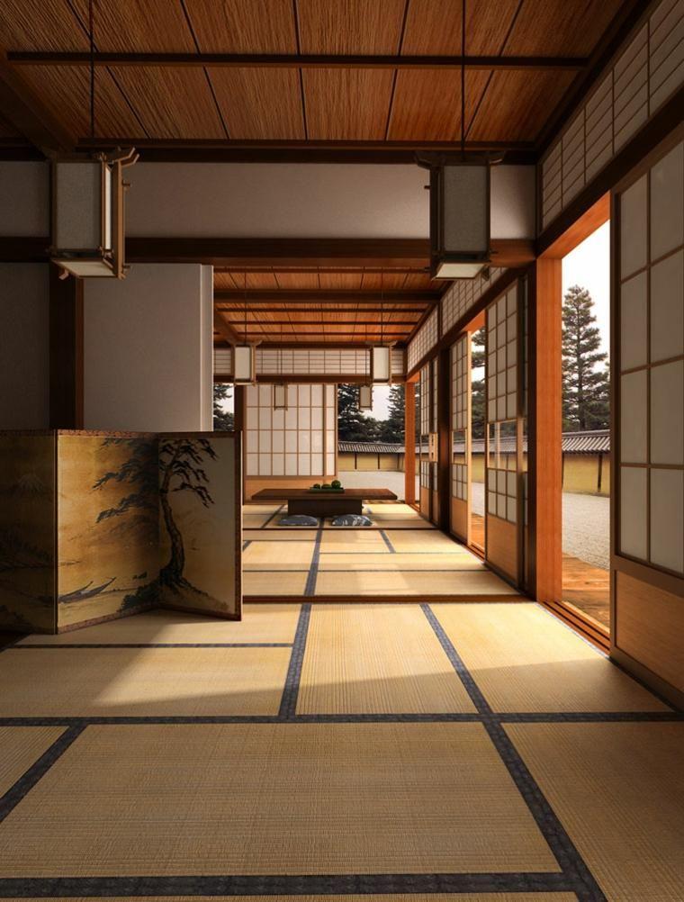 Asiatischer Stil in der Inneneinrichtung \u2013 die Prinzipien des Feng