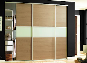 Sliding Door Wardrobes B Q on