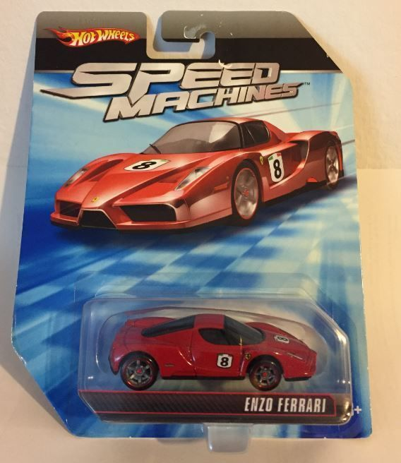 The Exciting Ferrari Enzo With Images Hot Wheels Hot Wheels