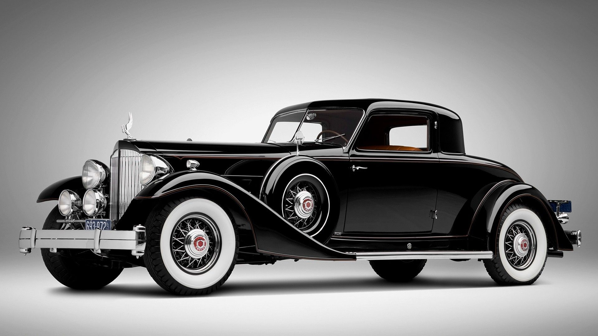 1933 Packard Twelve Coupe | Classic cars vintage, Antique cars, Packard cars