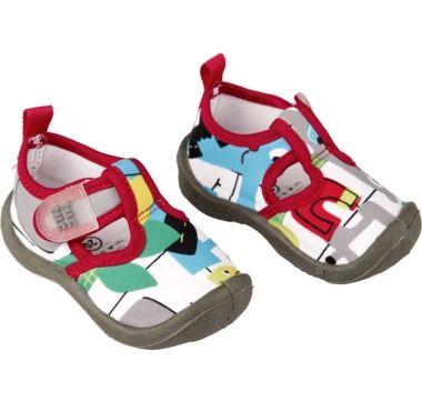 Zapatillas licra, para nino - tuc tuc