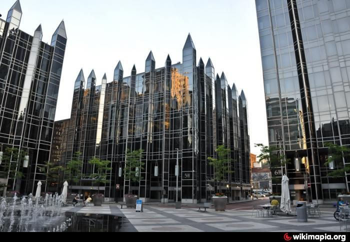 Plaza At PPG Place
