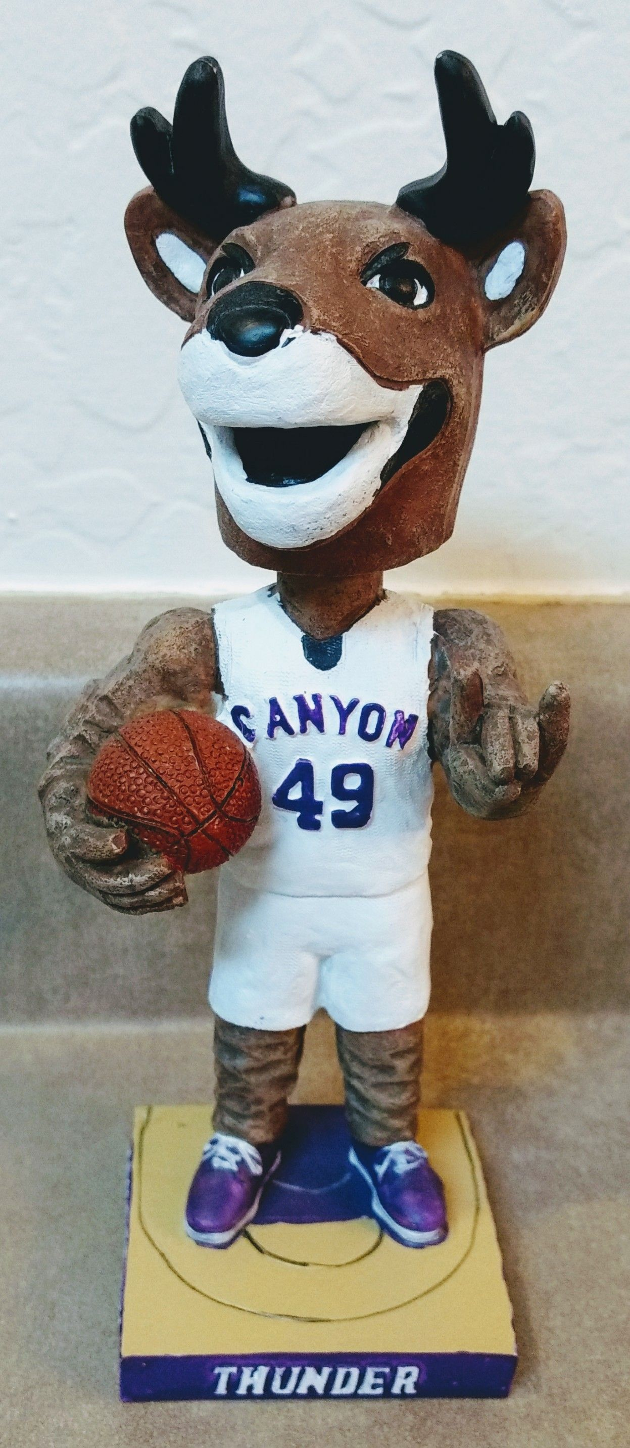 Grand Canyon University Mascot Bobblehead Grand Canyon