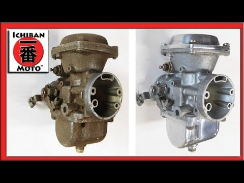 How To Clean Carburetor >> How To Make A Diy Soda Blaster For Motorcycle Carburetor Injector