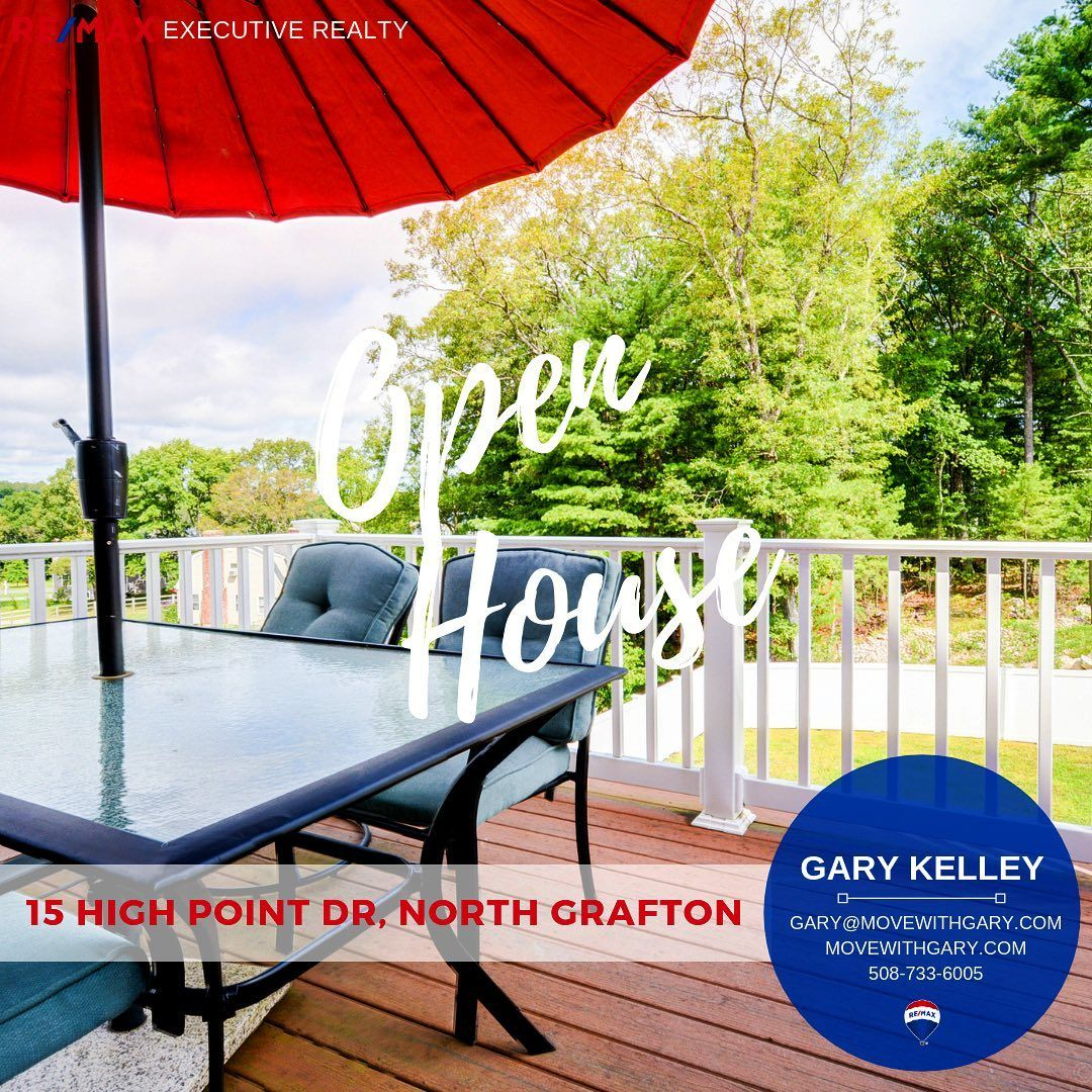 Fill out your info to learn more :)  Click the photo to see our website~! Looking for an incredible home? Walk through one tomorrow (Saturday) during our open house. 1-3pm. . . . #movewithgary #remax #remaxcollection #realestatemarketing #realestateblog #remaxagent #remaxrealtor #realestateexpert #remaxlife #iloverealestate #sellinghomes #realtorlife #massachusetts #realestateteam #makingtherightmove #homesellingjourney #metrowestma #graftonma #colonial #springmarket #springmarket2019 #openhouse