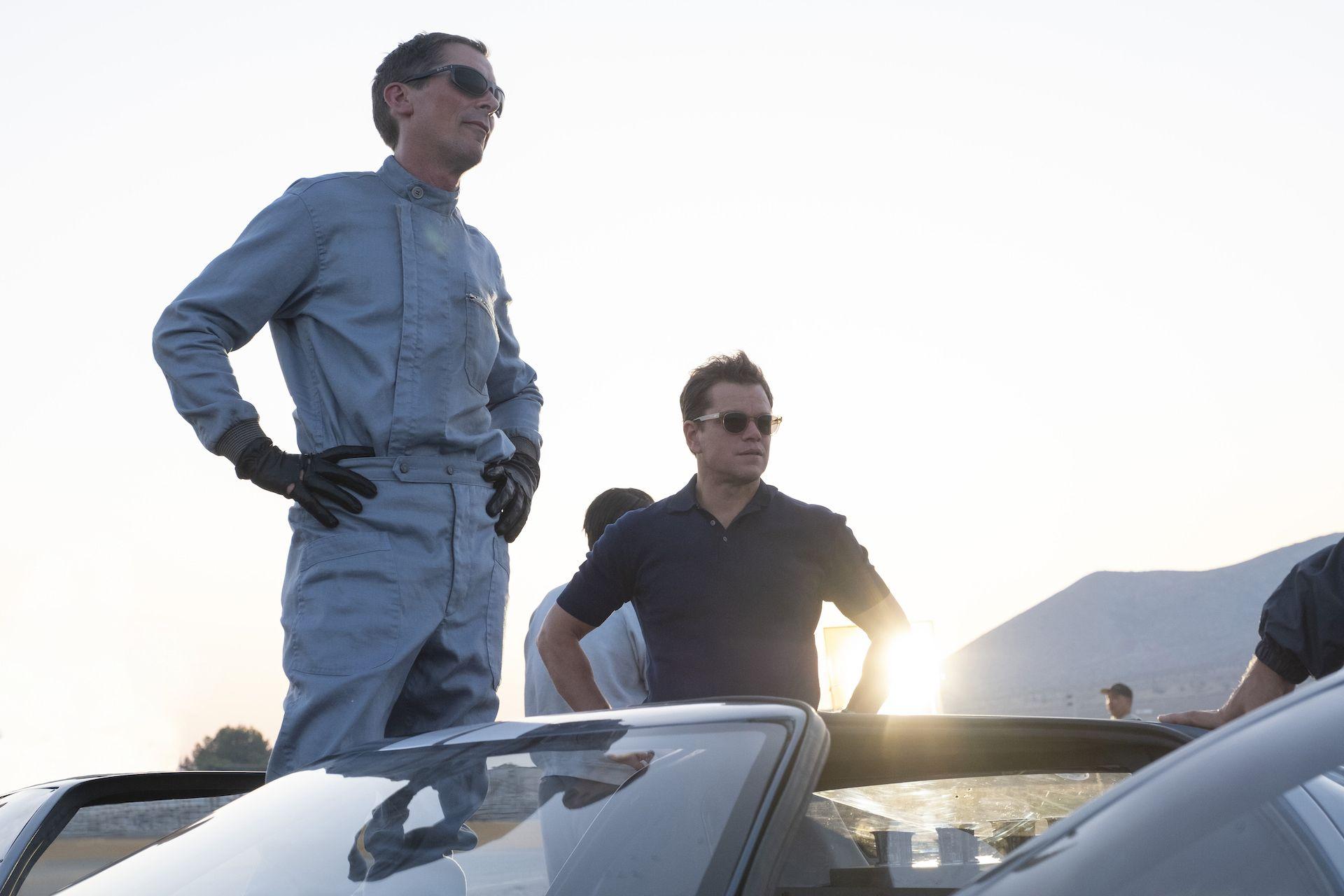 Box Office Report For November 15 17 Christian Bale Matt Damon Ferrari