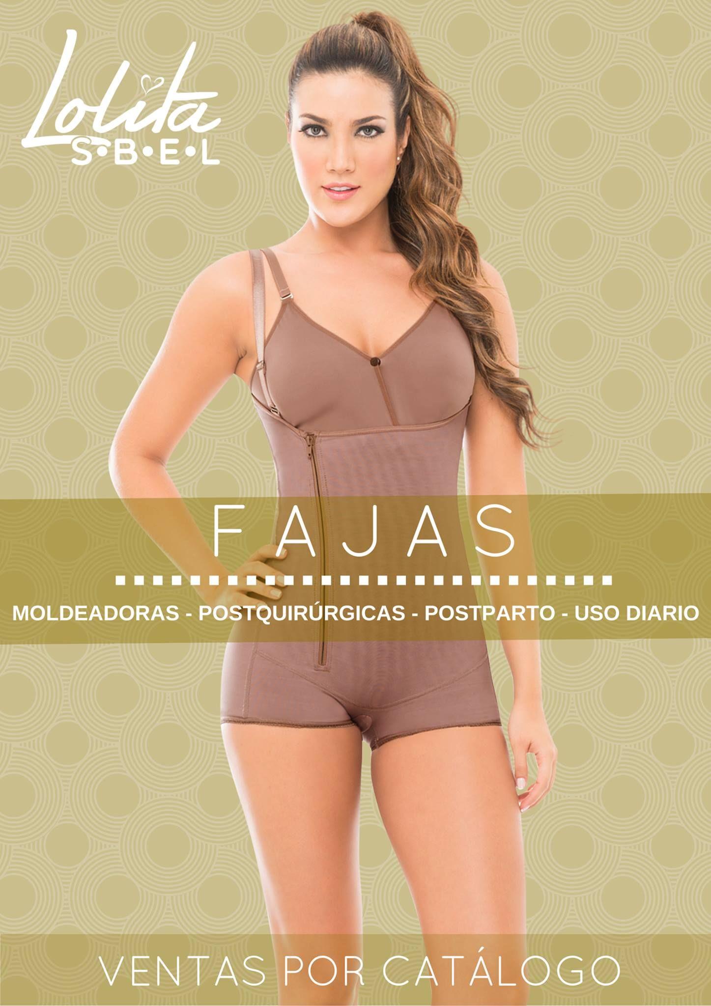ed0b5f323f Pin de Fajas Lolita en Ventas De Fajas Colombianas Por Catálogo ...