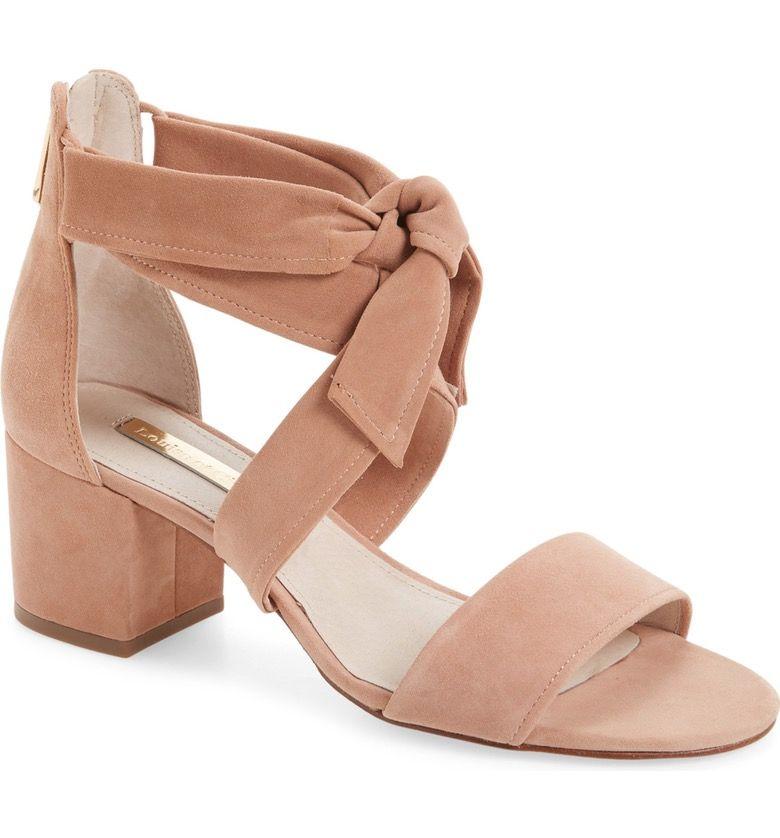 2c465d7c95d Main Image - Louise et Cie Gia Block Heel Sandal (Women)