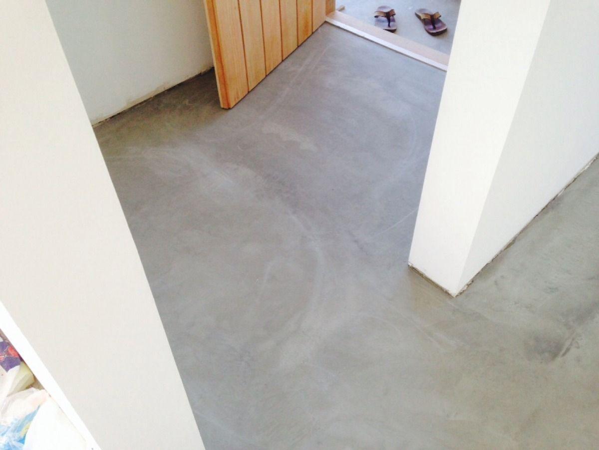 Pisos cemento alisados microcemento estucados u s26 m2 u s 26 00 casa ideas remodelacion - Precio de microcemento ...
