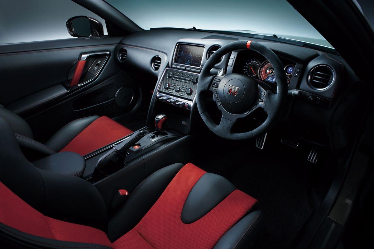 Nissan Gtr Nismo Nismogtr Interior C C A R S 4 5k Pins