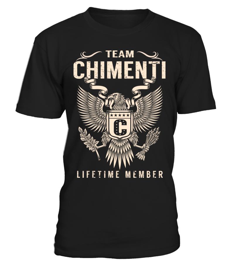 Team CHIMENTI - Lifetime Member