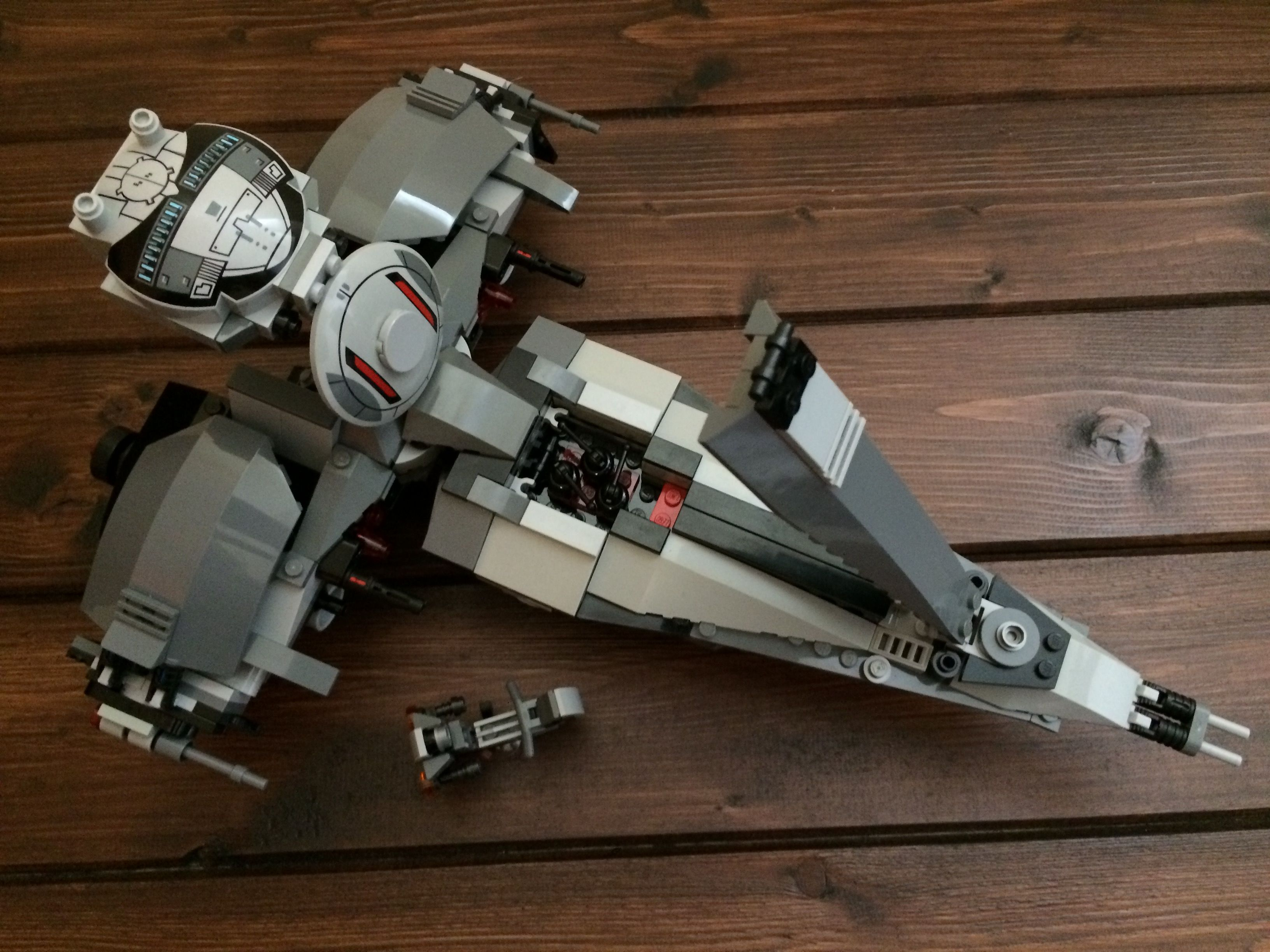 Step-by-step passage of Lego: Star Wars