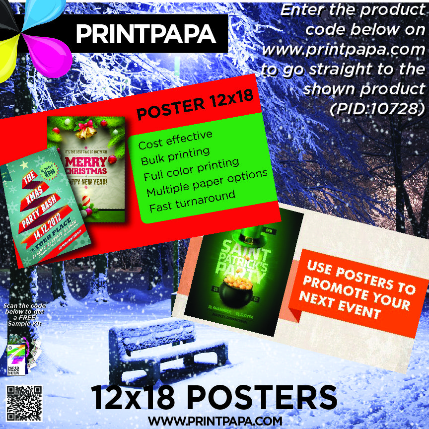 Holidays Events Parties Event Parties Posters Posters Printpapa Use 12x18 Posters To Promote Your Next E Party Poster Holidays And Events Poster