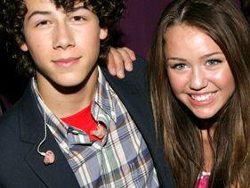Nick jonas admits to dating miley cyrus