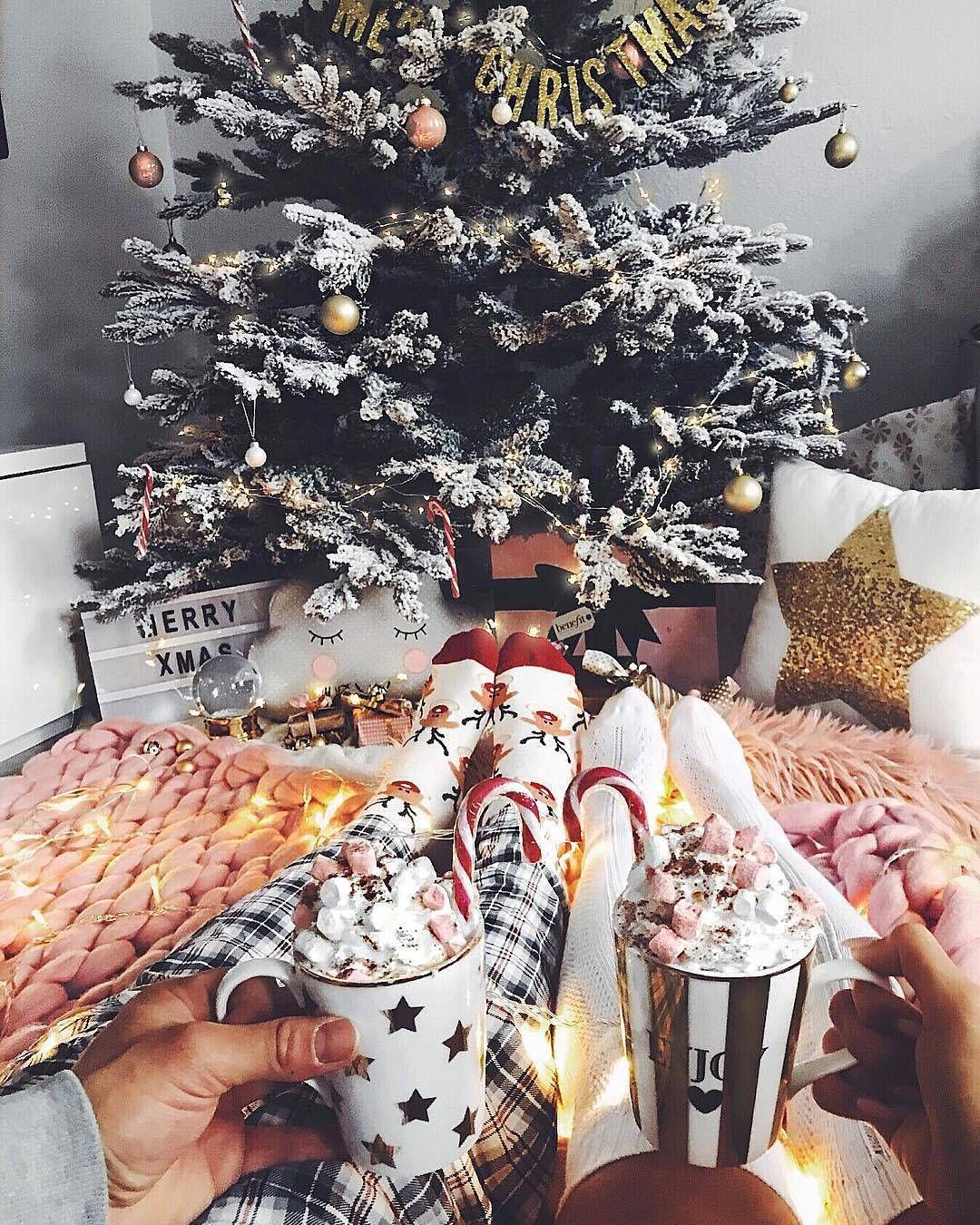 7 Days Of Cozy Christmas Christmas Aesthetic Cozy