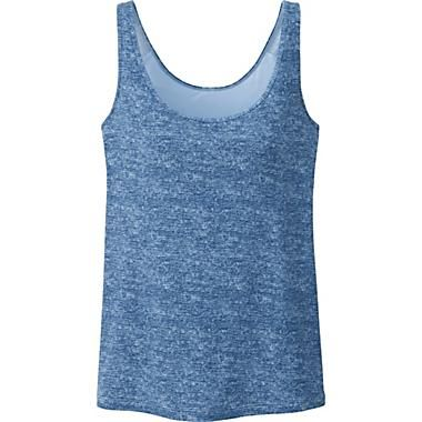Our AIRism Bra Sleeveless Top provides comfort only Uniqlo can offer. The built-in soft molded cups