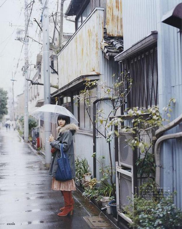 mori style, Japanese