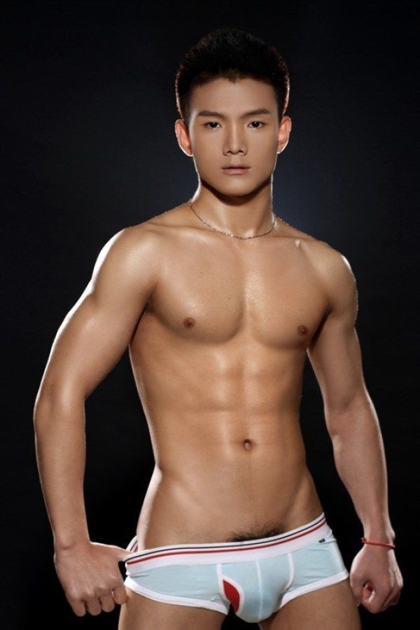 Korea sexy naked man