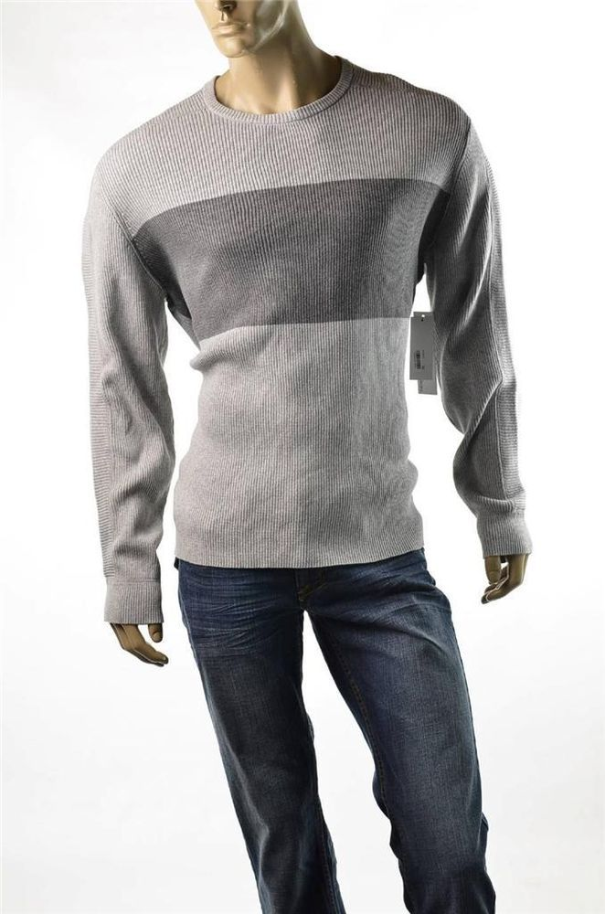 Cheap Sale Real Man Pullover Calvin Klein - XL Calvin Klein Buy Cheap Recommend Explore Buy Cheap Release Dates FhthWdaY