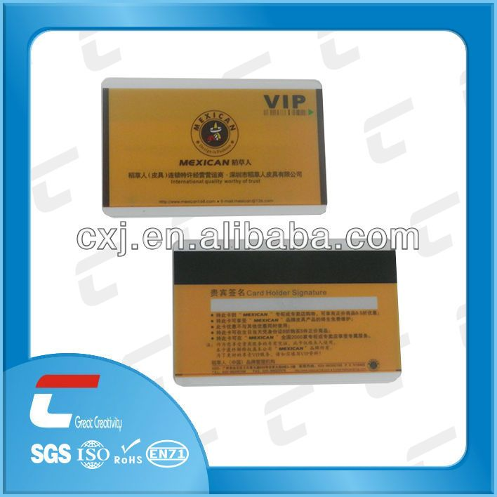 Clear frosted plastic business cards with magnetic strip rfid clear frosted plastic business cards with magnetic strip reheart Gallery