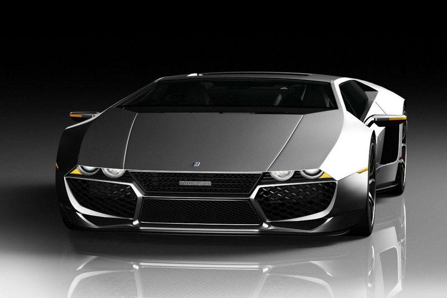 The Return Of DeTomaso With The De Tomaso Mangusta Legacy Concept By Maxime  De Keiser
