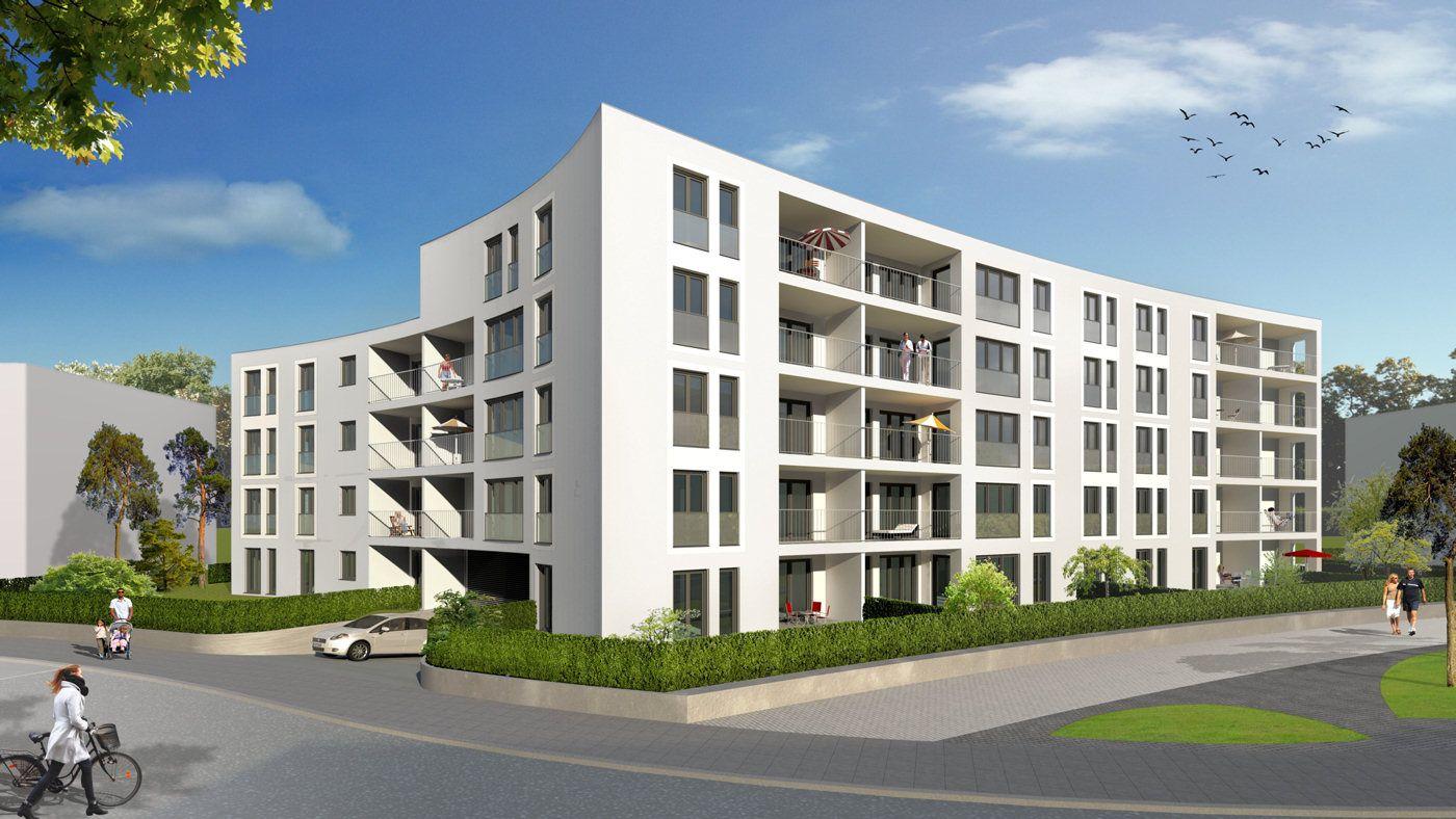 3d Architekturvisualisierung münchen gleisharfe 3d architektur visualisierung modelldigital de