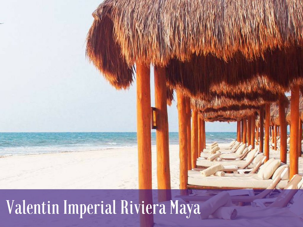 hotel valentin imperial maya is the new definition of paradise. the